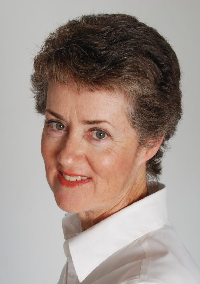The Author Barbara Mutch
